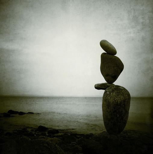 Wächter - Stone Balance