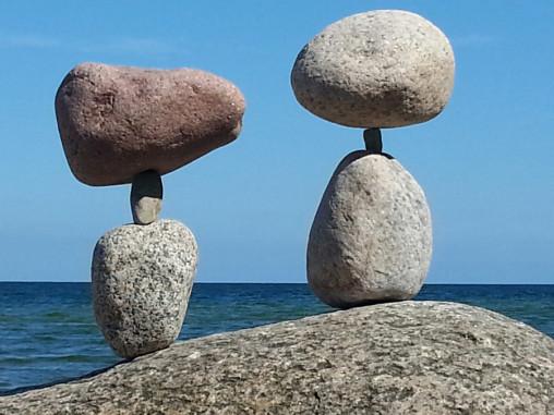 Stonebalance Zwiegespräch