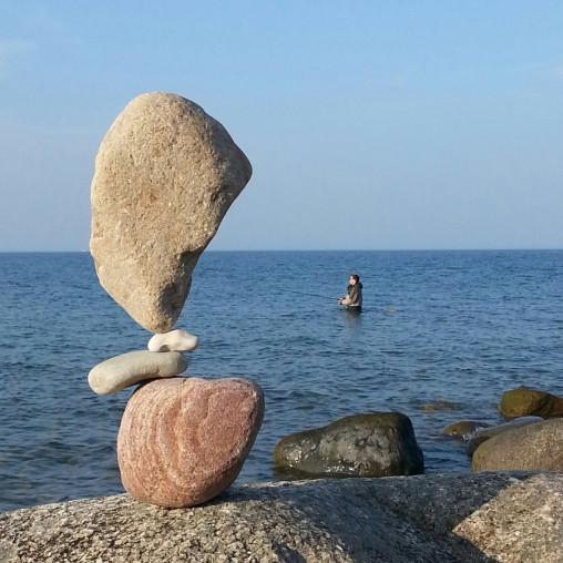 Stonebalance Landart