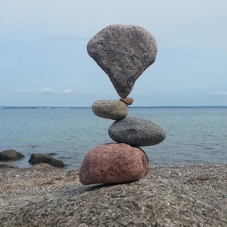Counterbalance am Brodtener Ufer