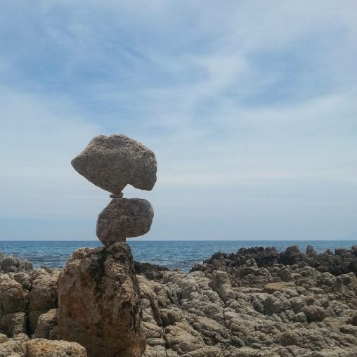 Pointbalance Sardinien